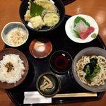 Shubouuoman - 夏の味覚のにぎわい御膳