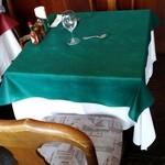 ニコラス - 私のテーブル