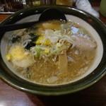 大島ラーメン - 大島味噌