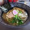 ラーメンヒロ - 料理写真:醤油