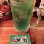 40977122 - ムタヒロサワー☆緑 メロン