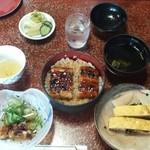 うなぎ料理 鹿六 - ☆鰻☆