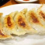 味包 - 焼き餃子!マジ旨い!(・∀・)