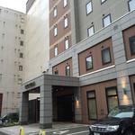 ホテル京阪 - 外観写真:ホテル外観