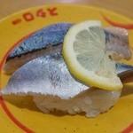 スシロー - 生さんま塩レモン100円(外税)