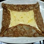 蕎麦貴石 - ハムチーズガレット