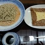 蕎麦貴石 - 月火限定ガレットセット