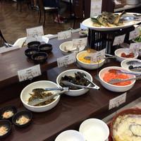 ホテル京阪-いくらとか焼き魚