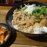 白寿 - ミニカルビ丼