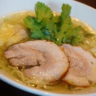 塩らー麺 本丸亭 - 料理写真:塩ら~麺