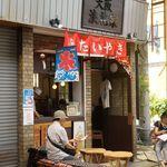 大阪浪花家 - お店は中崎町駅から歩いてすぐのところにあります