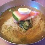 釜山道川 - 韓風麺(冷麺)
