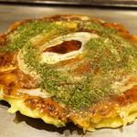 ねぎ焼き やまもと - 豚玉(780円)