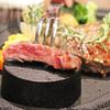 ブルーラグーン - 料理写真:みかわ牛のステーキ