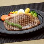 ブルーラグーン - みかわ牛のステーキ