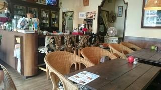 マハロ カフェ