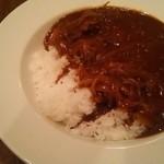 マギー - 料理写真:ビーフカレー大盛750円