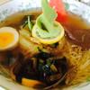 カフェレストラン きゃびん - 料理写真:わさび冷麺‼︎