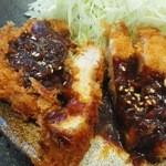 松乃家 長良町店 - 味噌カツ