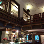 日光金谷ホテル - フロント