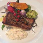 40998582 - ランチ 本日の魚料理