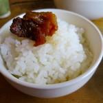 韓国家庭料理 青山 - ご飯はおかわり自由