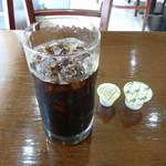 パナールコーヒー - アイスコーヒー