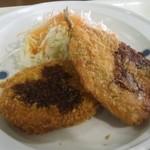 プレアデス - 料理写真:A定食(580円)
