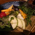 41008211 - 夏野菜盛り合わせ