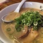 麺や おの - ラーメン600円