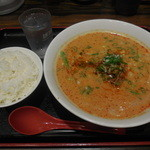 珉珉 - 坦々麺 ¥790→¥500