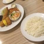 丸の内ディンドン - 洋食セット