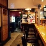 ほづみ亭 - 適度な老舗感と木の造りが好印象!