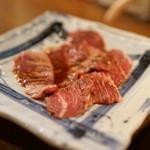 ヒレ肉の宝山 - 2015.8 ハラミ(980円)