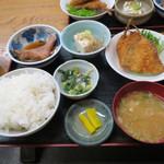 Sennarimochishokudou - 千成定食(本日のサービスメニュー)