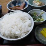 Sennarimochishokudou - 普通サイズ、母は小注文。