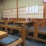 Sennarimochishokudou - お一人様は相席率がランチタイムは高いと思います。