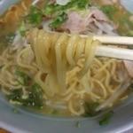 41012807 - 焼き飯セット(820円)のラーメン麺リフト