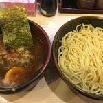 竹屋 - つけ麺小730円醤油太麺