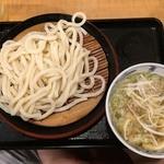 久兵衛屋 - 料理写真:塩肉汁うどん