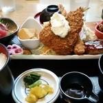 レストハウス舞子 - 和洋大皿定食