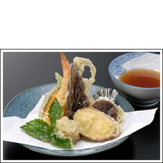 天ぷら…770円