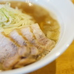 自家製麺 伊藤 - 比内鶏肉そば