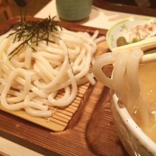 四ツ谷胡桃屋 - 鶏白湯うどん