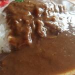 Cafe Palmyra - カレーランチ600円
