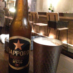 ラ・サラマンドル - ビール小瓶