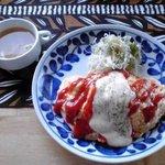 ピーパル - オムチーズ:ランパス提示で864円→540円(税込)【2015年8月撮影】