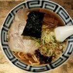 ラーメンヨシベー - 中華そば正油620円