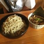 KATSURA - きのこのかつおだしつけ蕎麦~十割300g✨