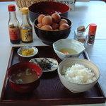 弁天の里 - 定食